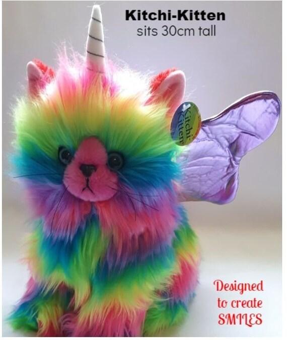 Rainbow Butterfly Unicorn Kitty Cuteness Unicorn Cuteness Etsy