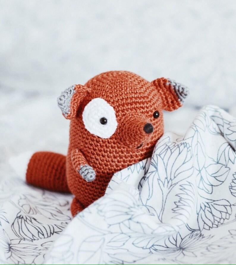 crochet fox amigurumi - YouTube   892x794