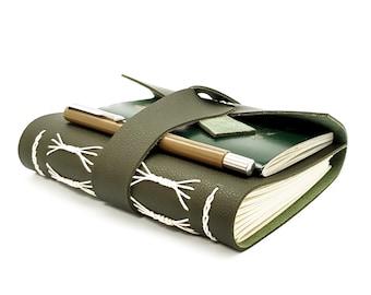 Handmade Journal - Makes a Beautiful Gift