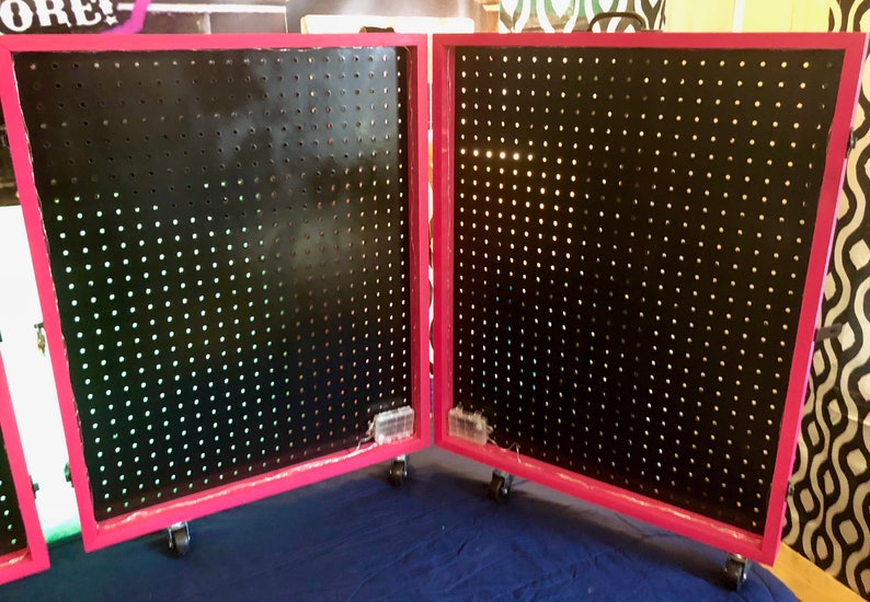Large Folding Display WLED/'s Can be used for Paparazzi Jewelry! Wheels /& Carry Strap