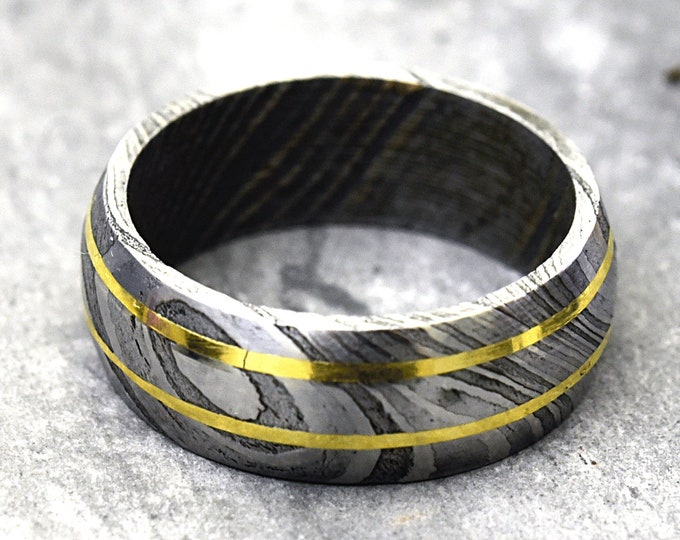 Damasus Ring For Men Engagement ring mens jewelry birthday gifts for men gifts for husband gifts for boyfriend gifts for dad gifts him