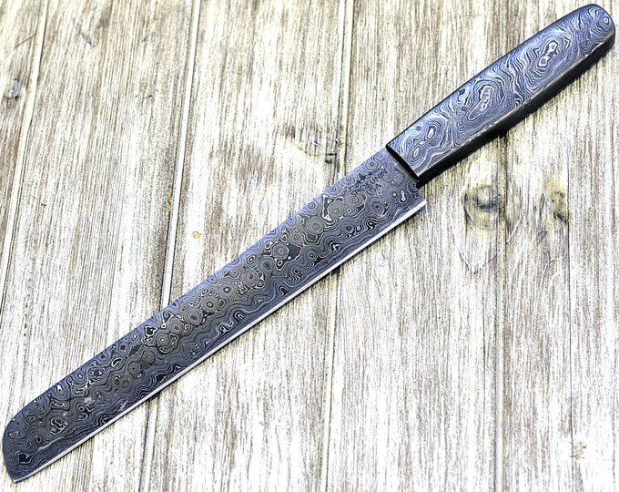 Chef knife, Damascus wedding Cake knife, Wedding gift, Wedding knife, Cake Cutting Knife, Wedding cake server Wedding cake knife