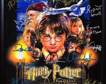 Harry Potter Original Autographed Poster