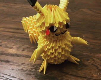 Origami Pokemon Category - Page 1 - Paper Kawaii | 270x340