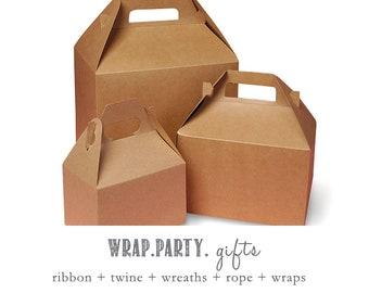 Small Brown Box Etsy