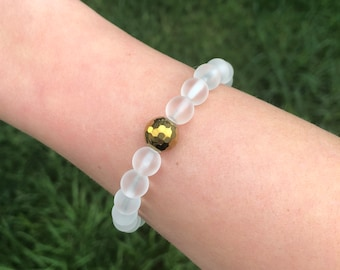As Clear As Day bracelet