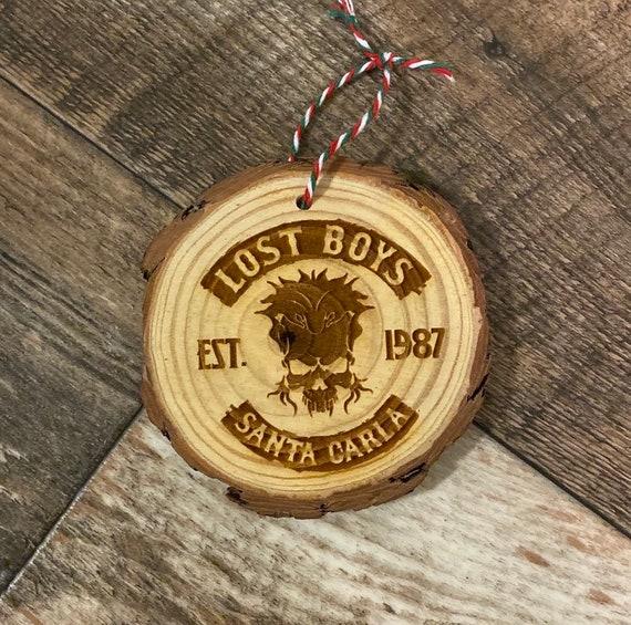 Lost boys ornament