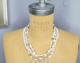 Pearl Candy Necklace