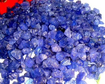 2500 ct 100% Beautiful Earth Mine Natural Tanzanite Blue Gemstone