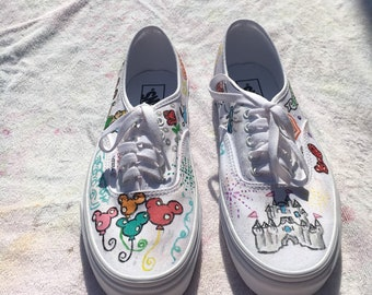 Dooney and Bourke Inspired Sketch Shoes