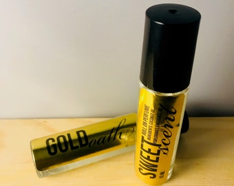 Gold Oath Roll On Perfume