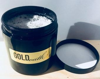 Gold Oath Green Tea Foot Soak