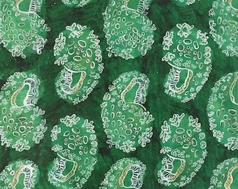 Green Creature Pattern