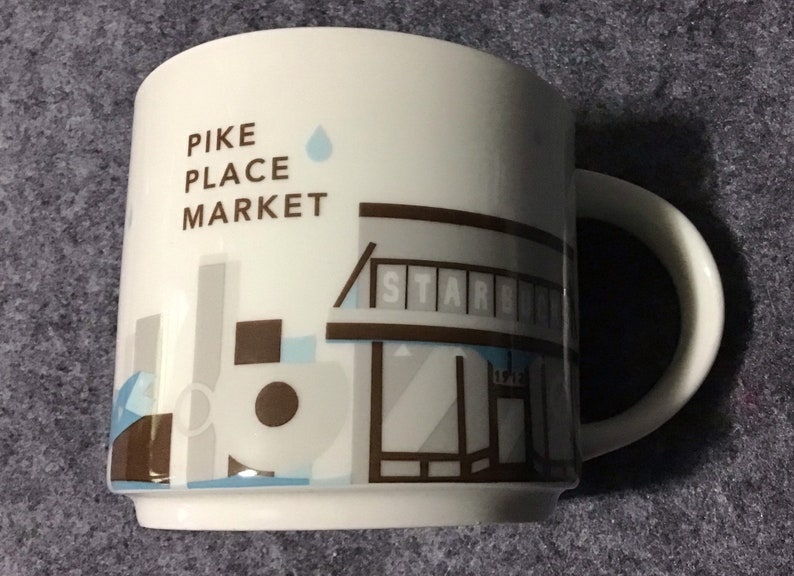 You Mug Yah Market 14oz Cup Are Here Starbucks Place Pike Collection Coffee Rq3jcA54L