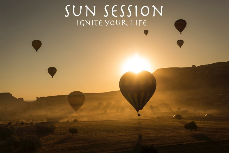 Sun Session  Coaching and Divination Session image 0