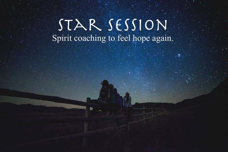 Star Session  An Intuitive Oracle Reading and Life Coach image 0