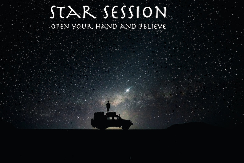 Star Session  Coaching session with intention and image 0