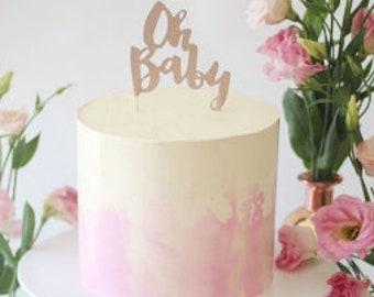 Rose Cake Topper Etsy