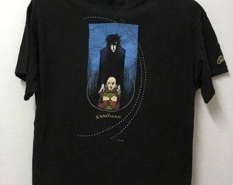 38e870531 Vintage90s The Sandman 1994 /Dc Comics /Tempest /Rare/T-shirt/L 21