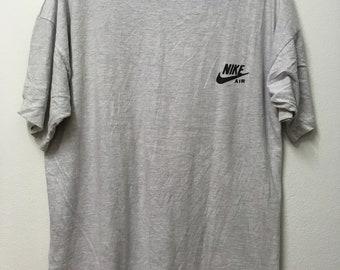 4ef75d6835ac Vintage90s Nike Sport Single Stitch Nike Air T-shirt Xl 24.5
