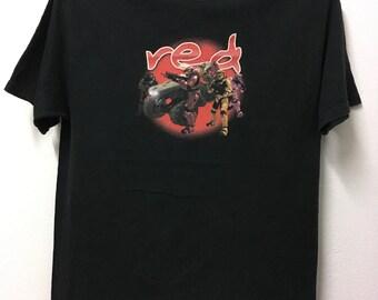 b46c20b82 Vintage Red Vs Blue /Rooster Teeth/TV Games /T-shirt/M 19.5