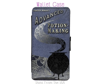 Harry Potter Book of Potions samsung Galaxy S8 Plus case Galaxy S8 Plus Case Samsung Galaxy S8 Plus Case