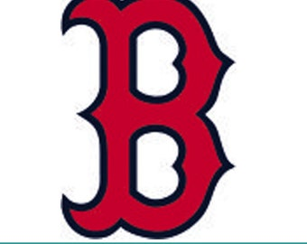 Boston Red Sox logo svg Boston Red Sox SVG  Studio 3 Boston Red Sox Cut File Stencil Decal Silhouette Cricut SVG Cutouts Decals