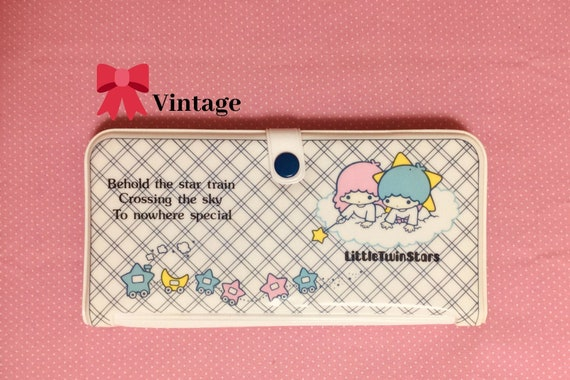 Vintage Little Twin Stars Wallet Deadstock 1976 Ki