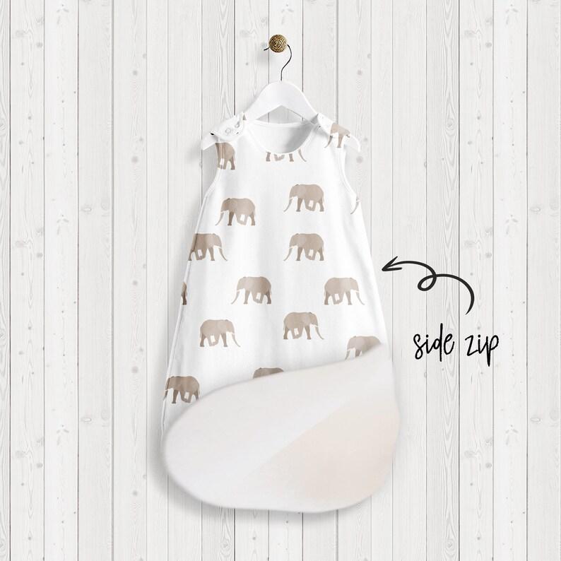 Elephants Baby Sleeping Bag