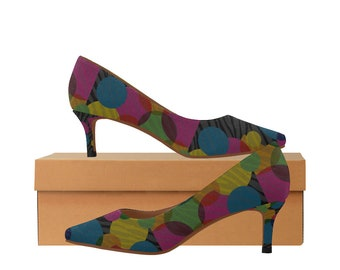 c16eaf041494b Pointed heels | Etsy