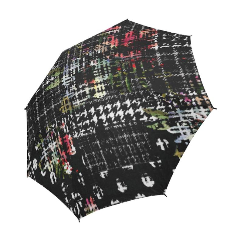 SALE Art umbrella,large umbrella,parasol umbrella,plaid umbrella,rain umbrellas,leopard print umbrella,folding umbrella