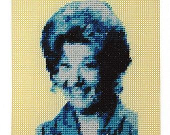 "Charlotte Rae Lubotsky - ""Edna Garrett"""