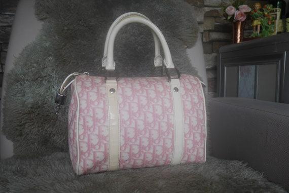 Vintage Authentic Dior Speedy Bag