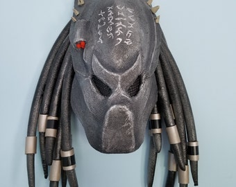 Handmade Custom Predator Mask