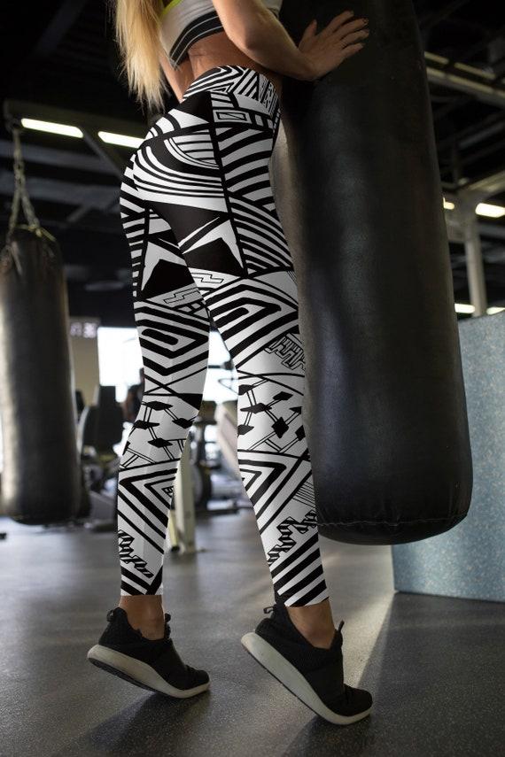 Pants Printed Leggings Women Leggings Women For Geometric Gym Leggings Leggings Women Workout Yoga Activewear Leggings Leggings Party P8YnSp