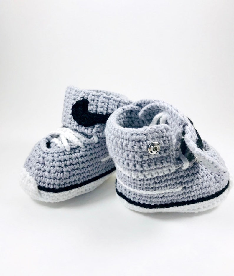 56d4bfb2c40 Crib Shoes Nike Booties Baby Shower Gift