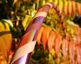 Autumn hula hoop