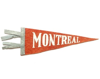 Montreal Pennant