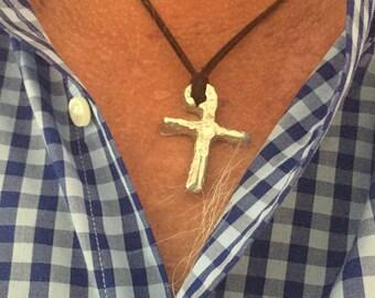 Silver Religious cross