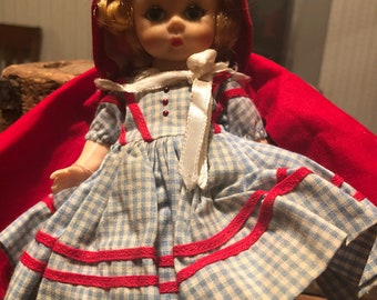 Madame Alexander Doll (Red Riding Hood)