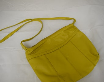 Vintage Toni Genuine Leather Bag