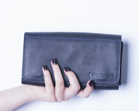 65ae6e988a97 Credit Card Wallet Minimalist Wallet Women Leather Wallet Travel Wallet  Personalized Leather Cardholder Wallet Coin Wallet Passport Wallet