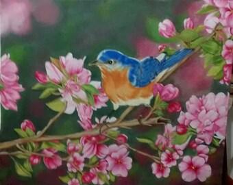Original Paintings in Oil on Canvas