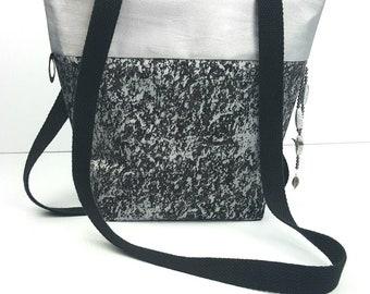 b509d88c5ef Faux leather bag | Etsy