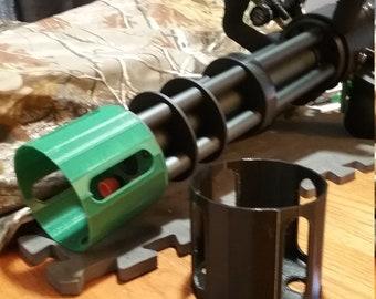 M132 Microgun Flashhider