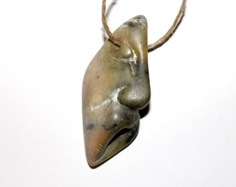 Spirit of the Earth #0264 pendant amulet