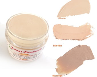 Tinted Moisturizer SPF20, Organic BB Cream, All Natural Sunscreen, All Skin Types
