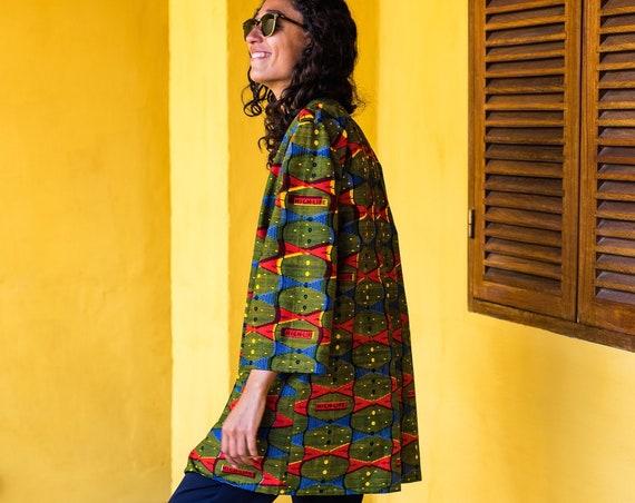 Veste kimono High Life