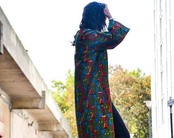 Veste kimono High Life oversize