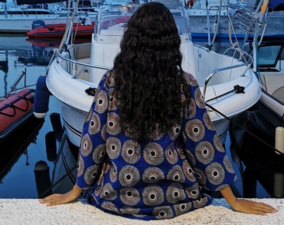 Veste kimono Nsu Bura